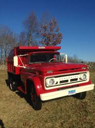 100 Chevy Dump Truck 1962 Chevy Dump Truckexcellent Condition5329 Original Miles6 Cylinder