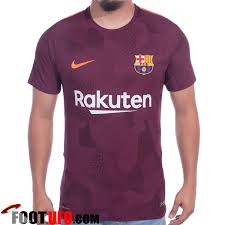 nouveau maillot foot fc barcelone home third 2017 2018 achat fiable
