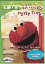 Elmo Potty Seat Cover by Sesame Elmo U0027s Potty Training Grover Preschool Children 2 4 Movie