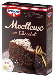 dr oetker backmischung confiserie kuchen schokolade