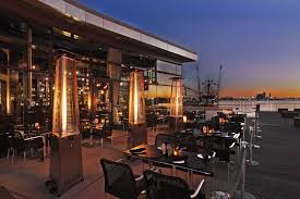 Harborside Grill And Patio by 75 On Liberty Wharf
