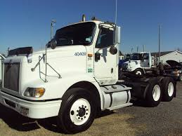 USED 2002 INTERNATIONAL 9100 TANDEM AXLE DAYCAB FOR SALE IN DE #1293