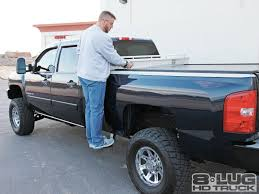 100 Truck Step Up AMP Research Bed2 Installation Photo Image Gallery