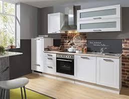 expendio küchenblock maxin 280 cm mit e geräten komplett