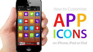 How to CUSTOMIZE APP ICONS on iPhone iPod iPad No Jailbreak