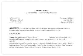 Resume Sample Objectives Resumes Samples Nursing Assistant Objective