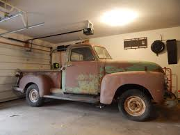 100 1947 Chevy Truck Frame Swap A 54 On An S10 Frame