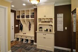 Mudroom Laundry Room Ideas Contemporary Traditional Detroit By
