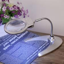 Lighted Magnifier Desk Lamp by Online Get Cheap Flexible Magnifier Lamp Aliexpress Com Alibaba