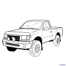 100 Truck Drawing EasySimplewaystodrawatruckwithjpg SKETCH DRAWING