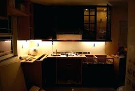 battery lights for kitchen cabinets battery operated led