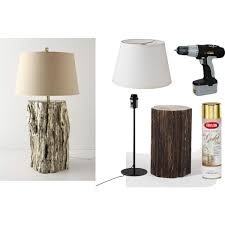 Gallery Of Diy Wood Lamps