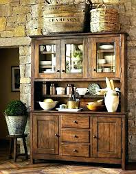 Oak Hutch For Sale Early Primitive Cabinet China