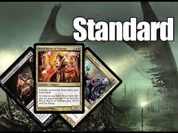 mtg deck standard mtg standard deck tech junk midrange theros standard