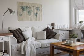 Beige Sectional Living Room Ideas by Cheap Ways To Decorate Your Apartment White And Pink Tv Cabinet