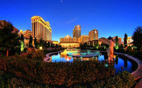 Caesars Palace Hotel Front Desk by The Weekend Luxury Getaway Lavish Las Vegas Nevada Legatto
