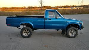 100 1982 Toyota Truck Pickup 4x4 Old Toyota Pickup 4x4 Pinterest