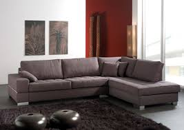 canapé d angle marron canapé d angle à droite santa barbara marron