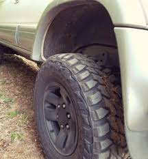 100 Mastercraft Truck Tires Courser MXT 26575r16 Installed On