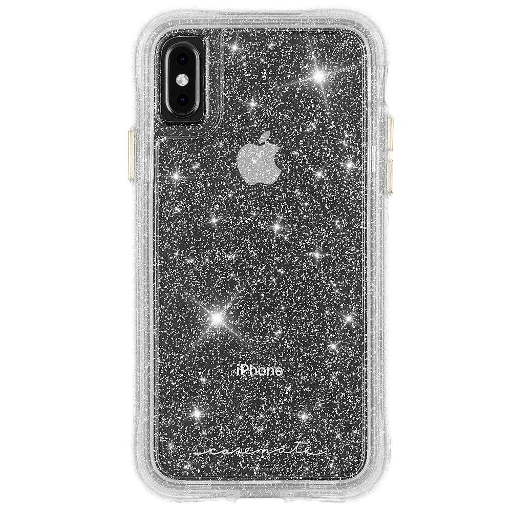 Case-Mate iPhone XS Max Case Protection Collection Sheer - Crystal - Clear
