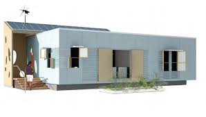 104 Homes Made Of Steel Emergency Housing From Structural Insulated Panels