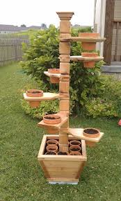 Outdoor Patio Plant Stands by Garden Plant Stands The Gardens