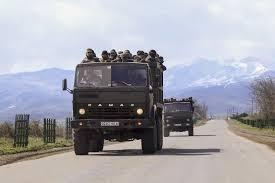 Azerbaidžanas Ir Armėnija Susitarė Dėl Paliaubų Kalnų Karabache ...
