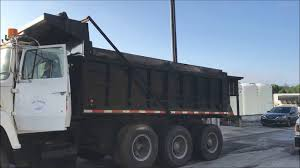 1987 Ford LNT8000 Tandem Axle Dump Truck - YouTube Tri Axle Dump Truck Auction Automatic Used 2007 Peterbilt 357 Triaxle Alinum For Sale 551504 Ml Rubertonaquatex 2015 Peterbilt 367 Triaxle Dump Flickr Intertional Triaxle Hire Barrie Ontario Cobra Trailer American Simulator Hauling Sand Gravel Base Roads Demolition Rios Trucking Co Cdl Jobs Best 2018 2000 Mack Tandem Rd688s Trucks And Er Equipment Trucks Vacuum More Sale Ats Mods Kenworth T800 Update 16 Youtube Owner Operator Workowner New T880 Auto For