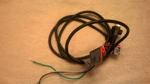 Rigid 7 Tile Saw R4020 by Ridgid Power Cord Assembly 080009022704 For R4020 7