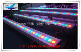 feituo lighting led wall washer light 36x3w rgb single color