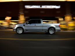 2007 Saleen S331 Sport Truck Based On Ford F-150 - Speed Lights ...