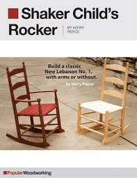 Build With A Plan – Shaker Child's Rocking Chair | Popular ... 10 Best Deck Chairs The Ipdent 15 Best Recliners Top Rated Stylish Recliner Chairs Handmade Zebra Wood Rocker With Wenge Accents By Woodart Baxton Studio Bbt5199grey Yashiya Mid Century Retro Modern Fabric Upholstered Rocking Chair Grey Compact Nursing Uk Most Expensive Futon And Futons Sets Woods We Use Gary Weeks And Company Complete Guide To Buying A Polywood Blog Baby Bouncer Deals On Bouncers Rockers Where Buy The Nursing Uk 2019 Madeformums Hal Taylor 23 Elegant Office Fernando Rees What Is In World Today