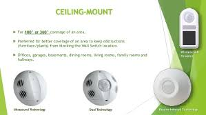 Ceiling Mount Occupancy Sensor Switch by Occupancy Sensors