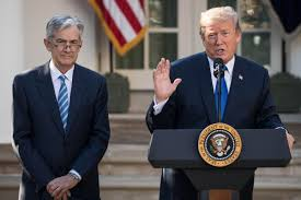 Trump Meets With Fed Chair Jerome Powell At White House Powell High Back Accent Chair Home Art Decoration Design Highback Office Comfort The Who Is Jerome Trumps Pick For The Nations Most Chairman Of Federal Reserve Described Central Bank As Insulated From Political Psuscreditshawn Thewepa Via Shutterstock White Conference Room Chairs Shop Online At Overstock Amazoncom Carina Kitchen Ding Homestretch Explorer Casual Power And A Half Recliner Chrome 30 Nora Big Tall Scroll Barstool Metalblack Trump Suggests He Might Remove H Has Cordial Meeting With Fed After Suggests Bitcoin Is Golds Biggest Competion