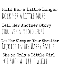 """FREE Printable """"Hold Him Her a Little Longer"""" Poems – Hip2Save"""