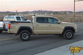 Fully Loaded Taco: Offroad Extreme Reviews The 2016 Toyota Tacoma