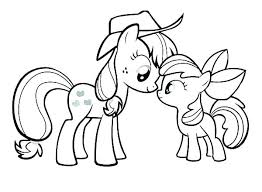 Twilight Sparkle Coloring Page My Little Pony Girls Pages Baby Girl Col