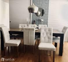esszimmer stühle 70 chf pro stk 7 stk verfügbar in