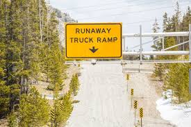 Runaway Truck Ramp Road Sign Stock Photo, Picture And Royalty Free ... Runaway Truck Ramp In Canada Stock Photo More Pictures Of 2015 Ahead Yellow Road Sign Image Semi Hauling Beer Rolls Off Cbs Denver Roaming Rita Ramps This Is Why Could Save Your Life Free Trial Bigstock Massachusetts Turnpike Eastbound In Ru Monarch Pass Windshield Wipers Were Flickr Stock Photo Breaks Pathway 74103964 Highway Warning Caution 2 Miles U S Students Watching The To