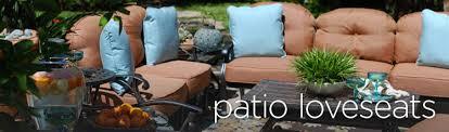 patio loveseats outdoor loveseats mathis brothers