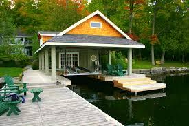 100 Boathouse Designs Boat Houses Boat Ports R J Machine