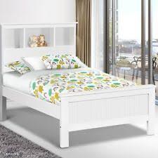 Ikea Flaxa Bed by Ikea Flaxa Bed Frame W Storage Slatted Bedbase White 690 319 14 Ebay