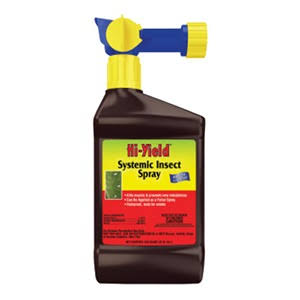 Hi-yield Systemic Insect Spray - 32oz