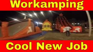 Fargo Pumpkin Patch by New Work Camping Job Training U0026 Full Time Rv Living At The Pumpkin