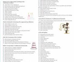 Medium Size Of Soulful Wedding Planning Checklist Glamorous Photography Pdf