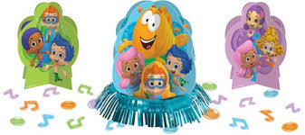Bubble Guppies Cake Decorations by Bubble Guppies Party Supplies Girls Party Themes Girls