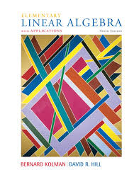 Elementary Linear Algebra With Applications
