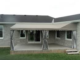 There Are Awnings That Come With Curtains To Shade The Side Of The ... Commercial Shade Fabrics Sunbrella Residential Awnings For Home Fixed Retractable Nj Custom Canopies Eco Blomericanawningabccom Sunset Canvas Awning Fabric Midstate Inc Electric Retractable Protection Against Harmful Rays Have It Made In The With Right Window Diy Johnson City Tnbristol Tnvaawning Mobile Superior