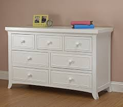 10 sorelle verona dresser and hutch full nursery furniture