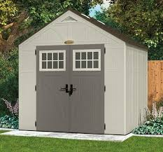 Suncast Resin Glidetop Outdoor Storage Shed Bms4900 by 133 Best Garden Shed Ideas Images On Pinterest
